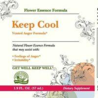 Keep Cool (Vented Anger Formula) (2 fl. oz.)