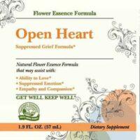 Open Heart (Suppressed Grief Formula) (2 fl. oz.)