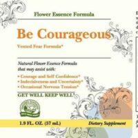 Be Courageous (Vented Fear Formula) (2 fl. oz.)