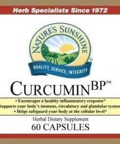 CurcuminBP (60 caps)