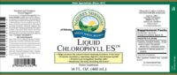 Chlorophyll, Liquid ES (2-16 fl. oz.)