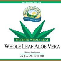 Aloe Vera, Whole Leaf