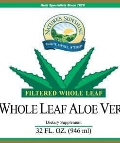 Aloe Vera, Whole Leaf