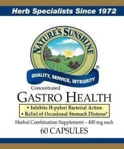 Gastro Health (Concentrate) formerly Herbal H-P Fighter