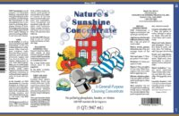 Sunshine Concentrate Cleaner