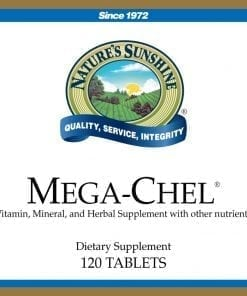 Mega - Chel (120 tablets)