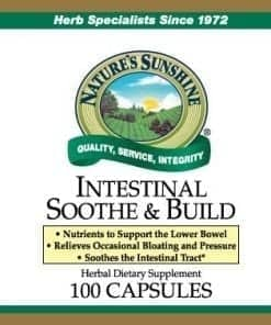 Intestinal Soothe and Build