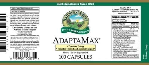 AdaptaMax