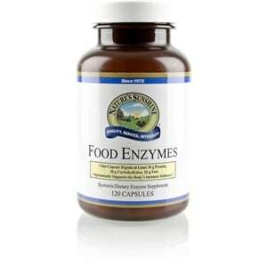 Food Enzymes Capsules