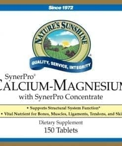 Calcium - Magnesium, SynerPro (150 tablets)
