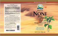 Nature's Noni Juice (2 - 32 fl. oz. each)