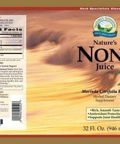 Nature's Noni Juice (2 - 32 fl. oz. each)