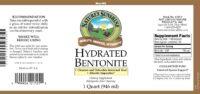 Bentonite, Hydrated