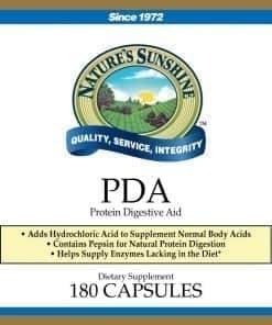 PDA Combination (Protein Digestive Aid)
