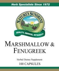 Marshmallow & Fenugreek