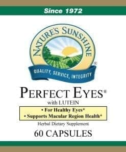 Perfect Eyes (formerly Eyebright Plus)