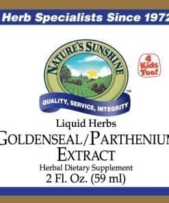 Golden Seal/Parthenium (2 fl. oz.)