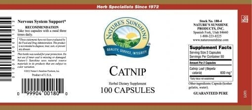 Catnip