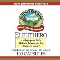 Eleuthero formerly Ginseng Siberian