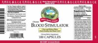 Blood Stimulator, Chinese (formerly BP - C)
