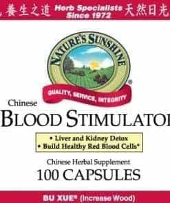 Blood Stimulator, Chinese (formerly BP - C)
