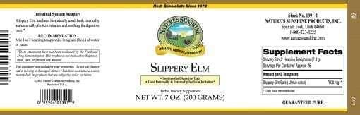 Slippery Elm (powder - 7 oz.)