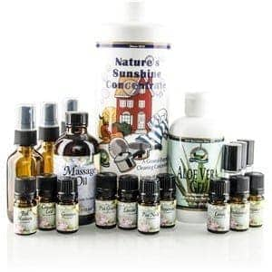 Aromatherapy Product Pack Bilingual