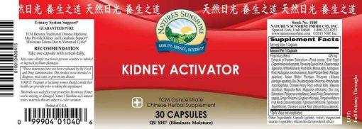 Kidney Activator TCM Conc.