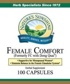 Female Comfort
