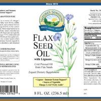 Flax Seed Oil Liquid