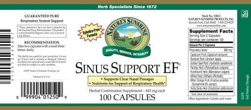 Sinus Support EF