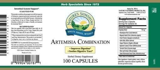 Artemisia Combination