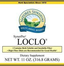 Loclo High Fiber Supplement w/ Stevia