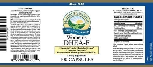 DHEA-F (Women's)