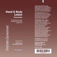 Irish Moss Hand & Body Lotion