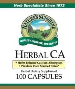 CA, Herbal (100 capsules)