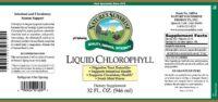 Chlorophyll, Liquid (32 fl. oz.)