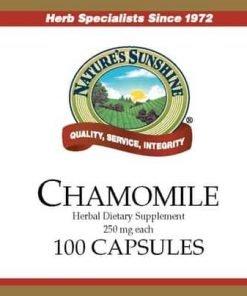 Chamomile (100 Capsules)