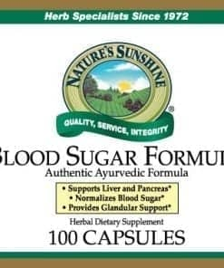 Blood Sugar Formula, Ayurvedic