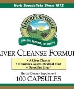 Liver Cleanse Formula
