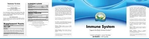 Immune System (30 day)