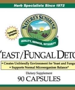 Yeast Fungal Detox