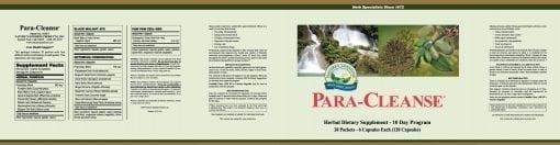 Para Cleanse w/ Paw Paw