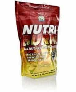 Natures Sunshine NutriBurn - Vanilla Flavored