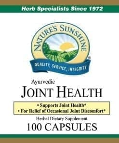 Joint Health, Ayurvedic
