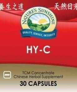 HY-C TCM Conc., Chinese