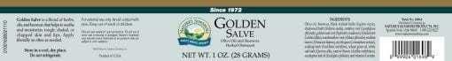 Golden Salve