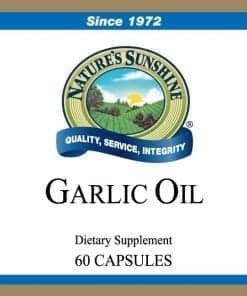 Garlic Oil Capsules