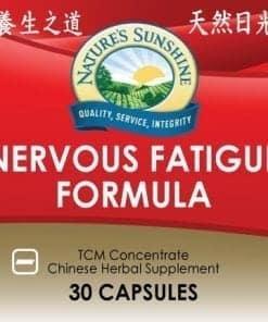 Nervous Fatigue TCM Conc.
