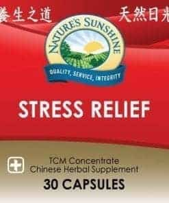 Stress Relief TCM Conc.